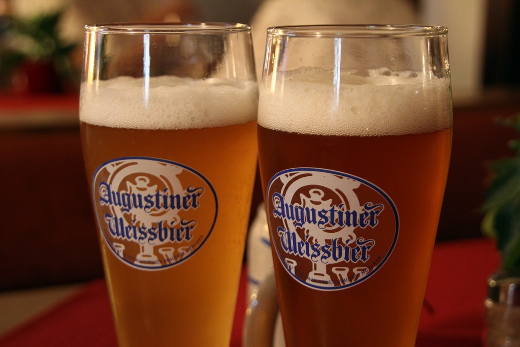 The beer of choice is Mitte   © Kirk Siang/Flickr