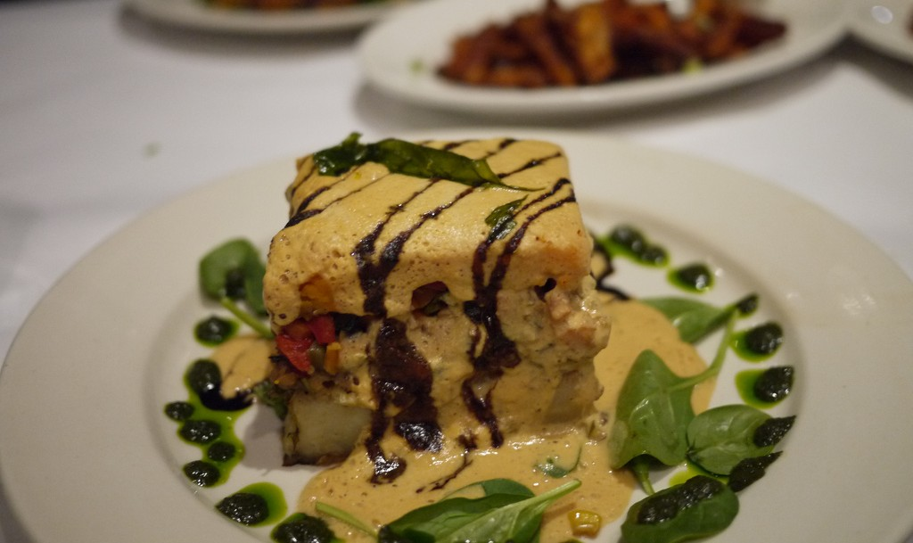 Vegan Shepherd's Pie at The Red Lentil | © Madeleine Ball / Flickr