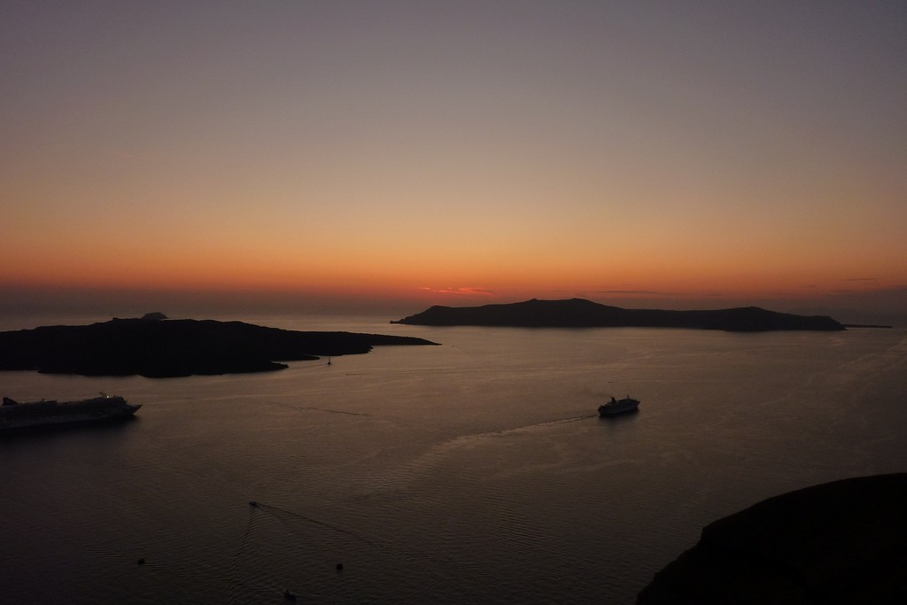 Santorini sunset | © Dean Sas/Flickr