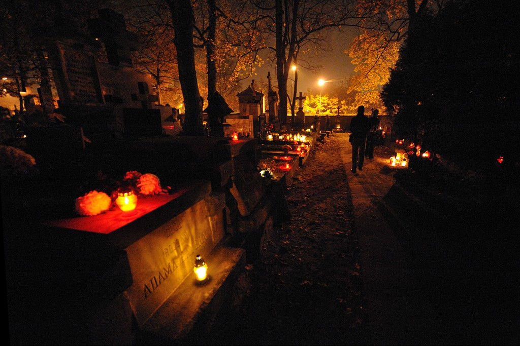 All Saints Day © Kuba Bozanowski / Flickr