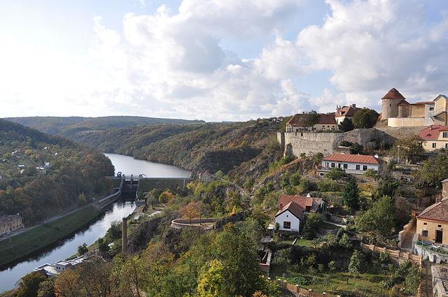 Znojmo Castle / ©Ben Skála Benfoto / Flickr