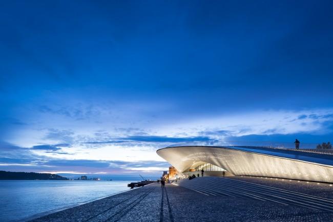 MAAT Museum in Lisboa, Portugal | © Francisco Nogueira