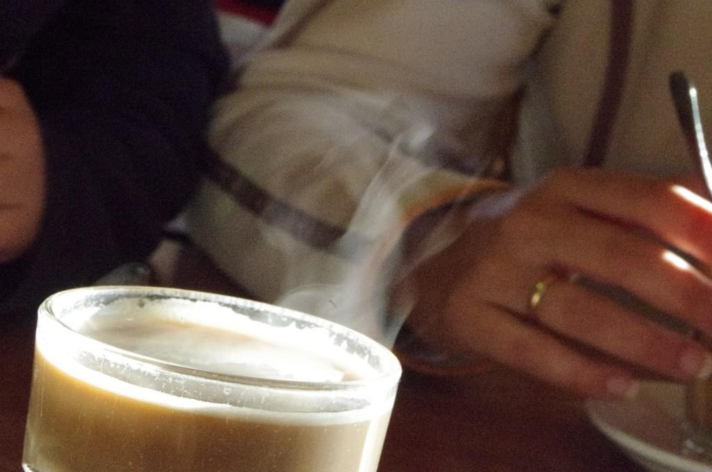 Cafe   © Javi / Flickr