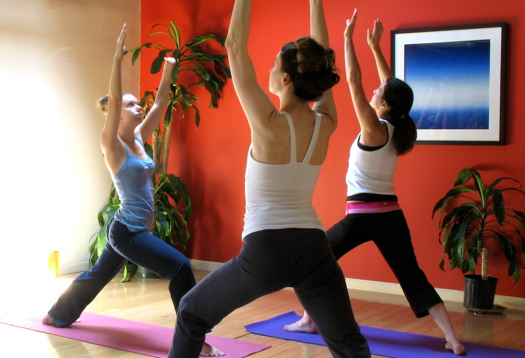 Yoga Class | © Jasmine Kaloudis / Flickr