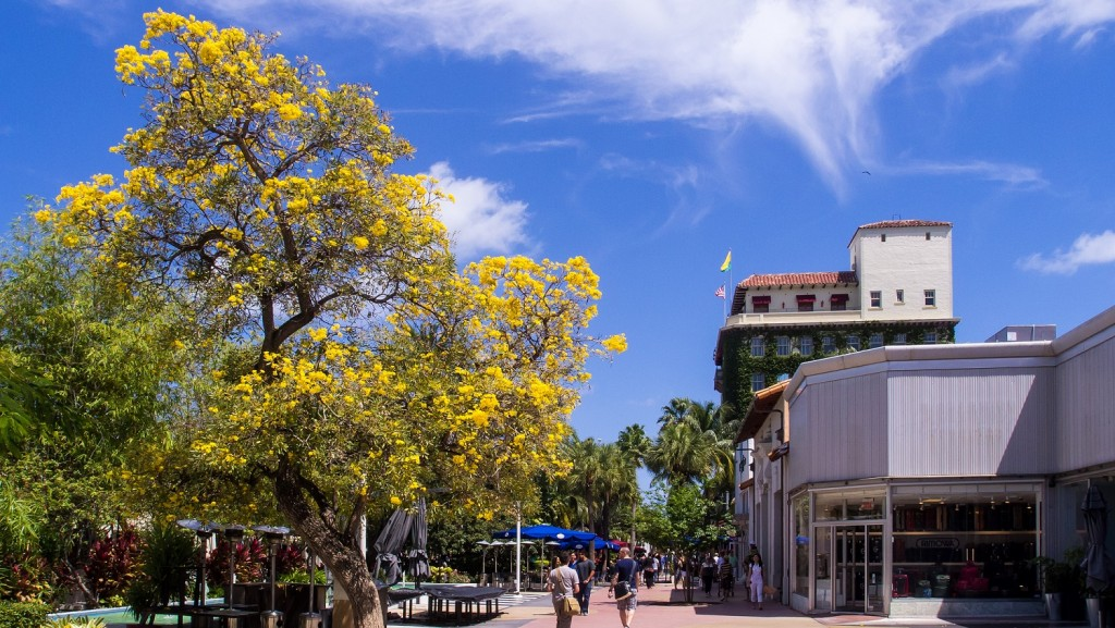 Lincoln Road Mall | © Ed Webster / Flickr