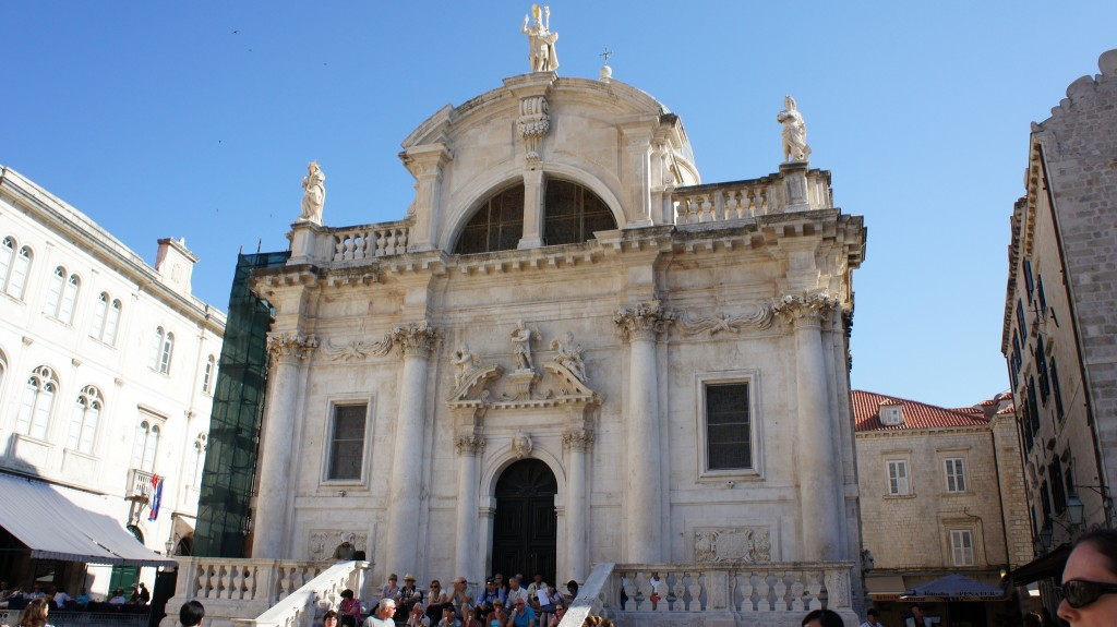 St Blaise Church, Dubrovnik /Flickr/brownpau