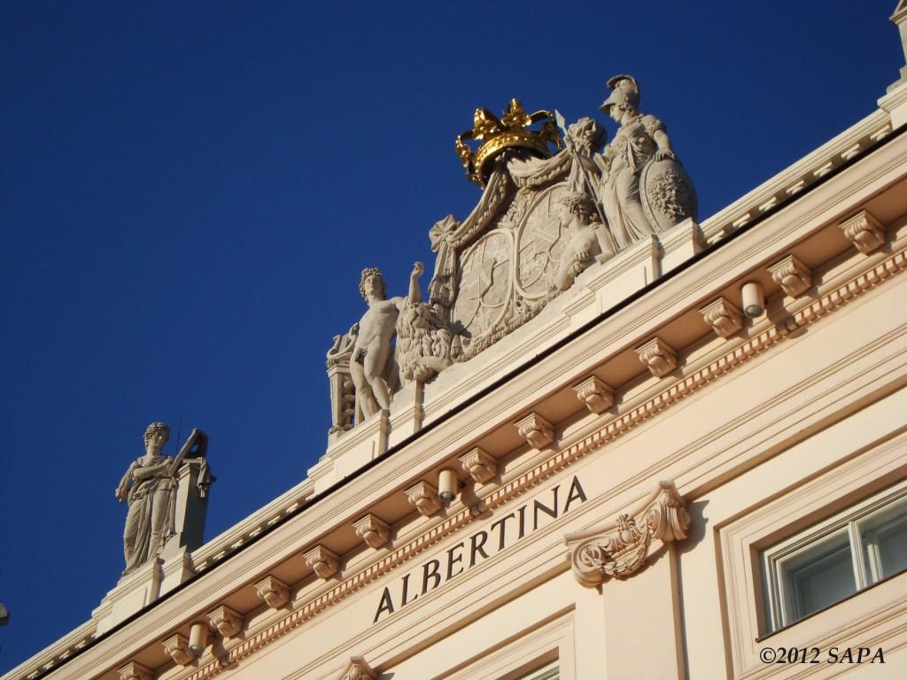 Facade of the Albertina | © S.Alexis / flickr