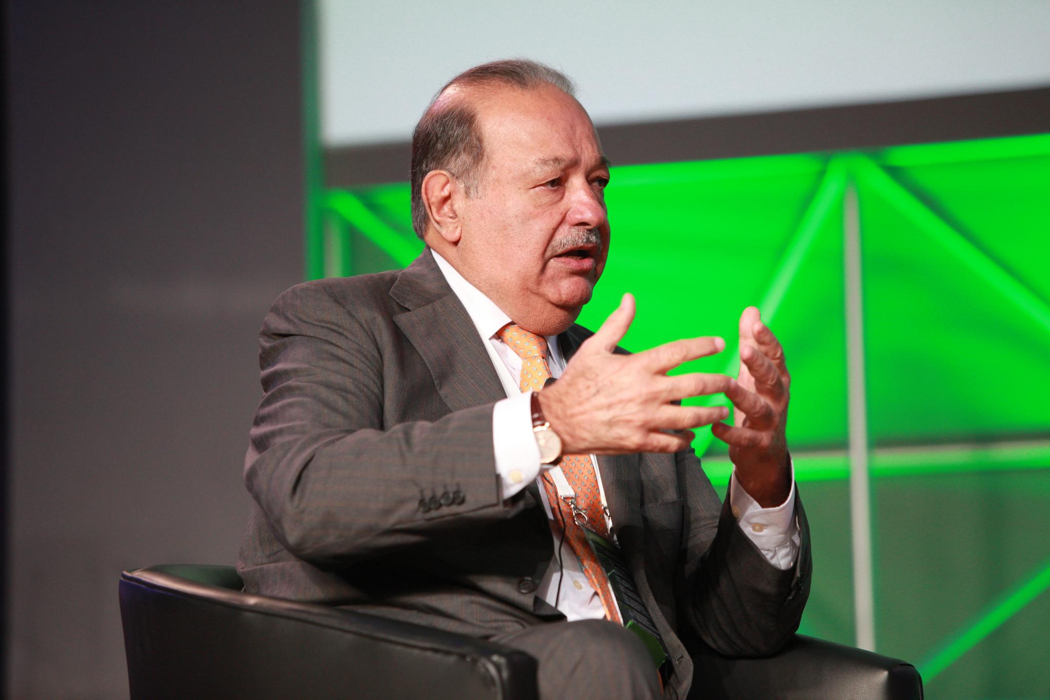 Carlos Slim | © World Travel & Tourism Council/Flickr