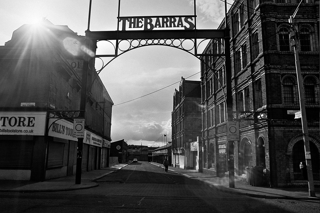 The Barras | © Greg Neate/Flickr