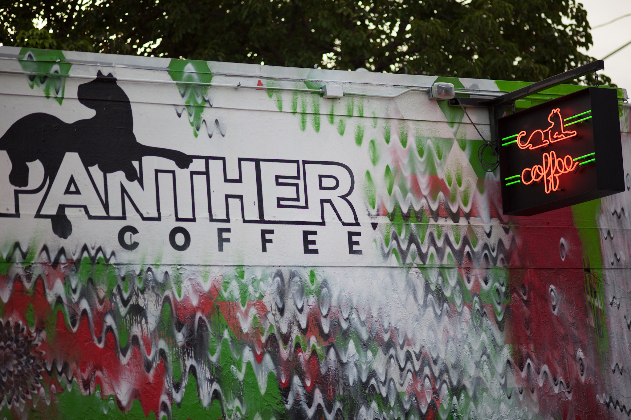 Panther Coffee | © Jimmy Baikovicius / Flickr