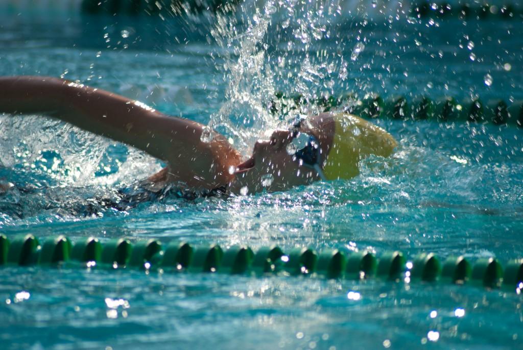 Texas swim meet © Mark Bonica