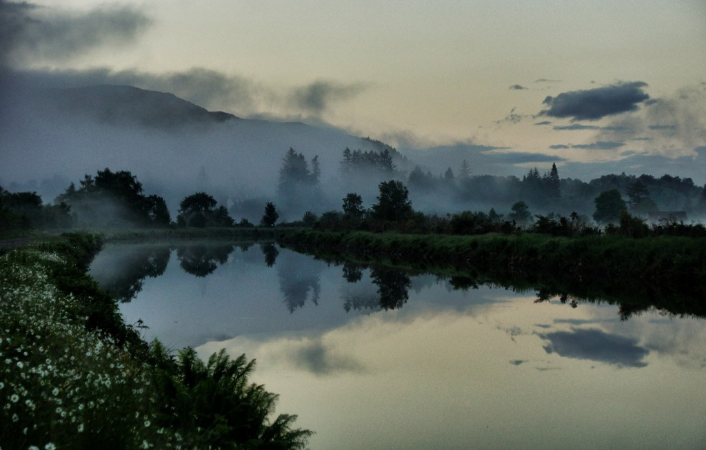 The Caledonian Canal | © David MacGregor/Flickr