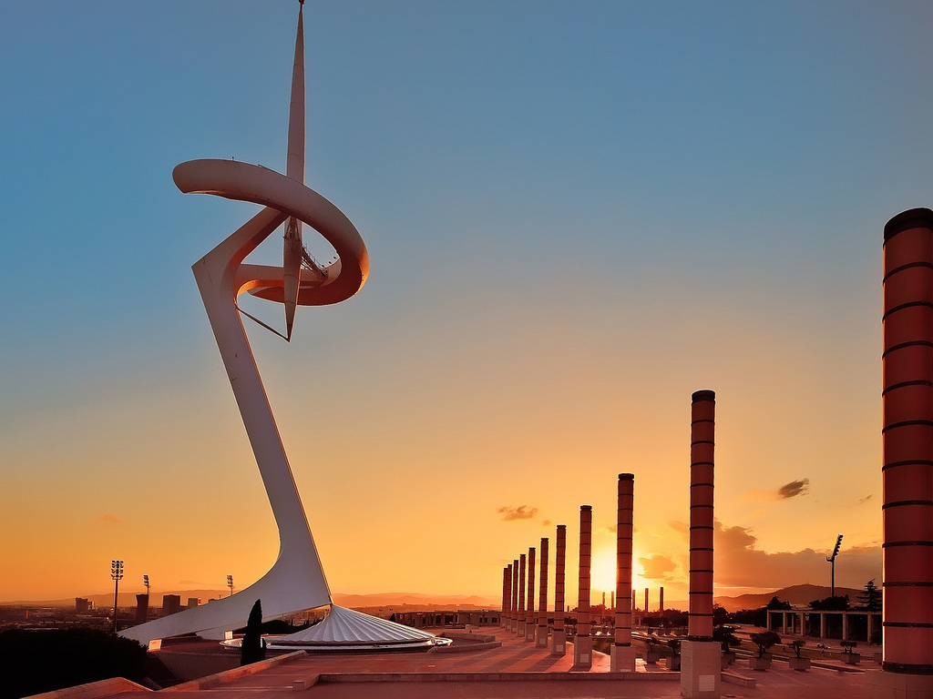 The Olympic Communication Tower | © Tom Walk