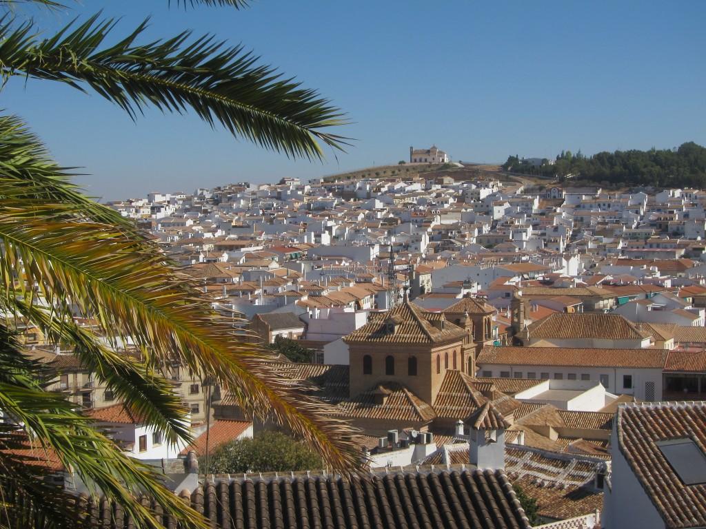 Whitewashed houses of Antequera | © Stuart Pinfold/Flickr