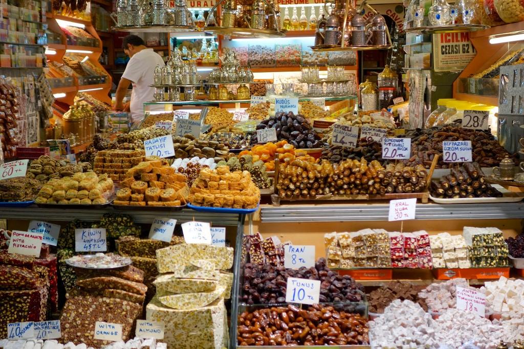 Spice Bazaar: the ultimate Turkish foodie experience   © Bit Boy/Flickr