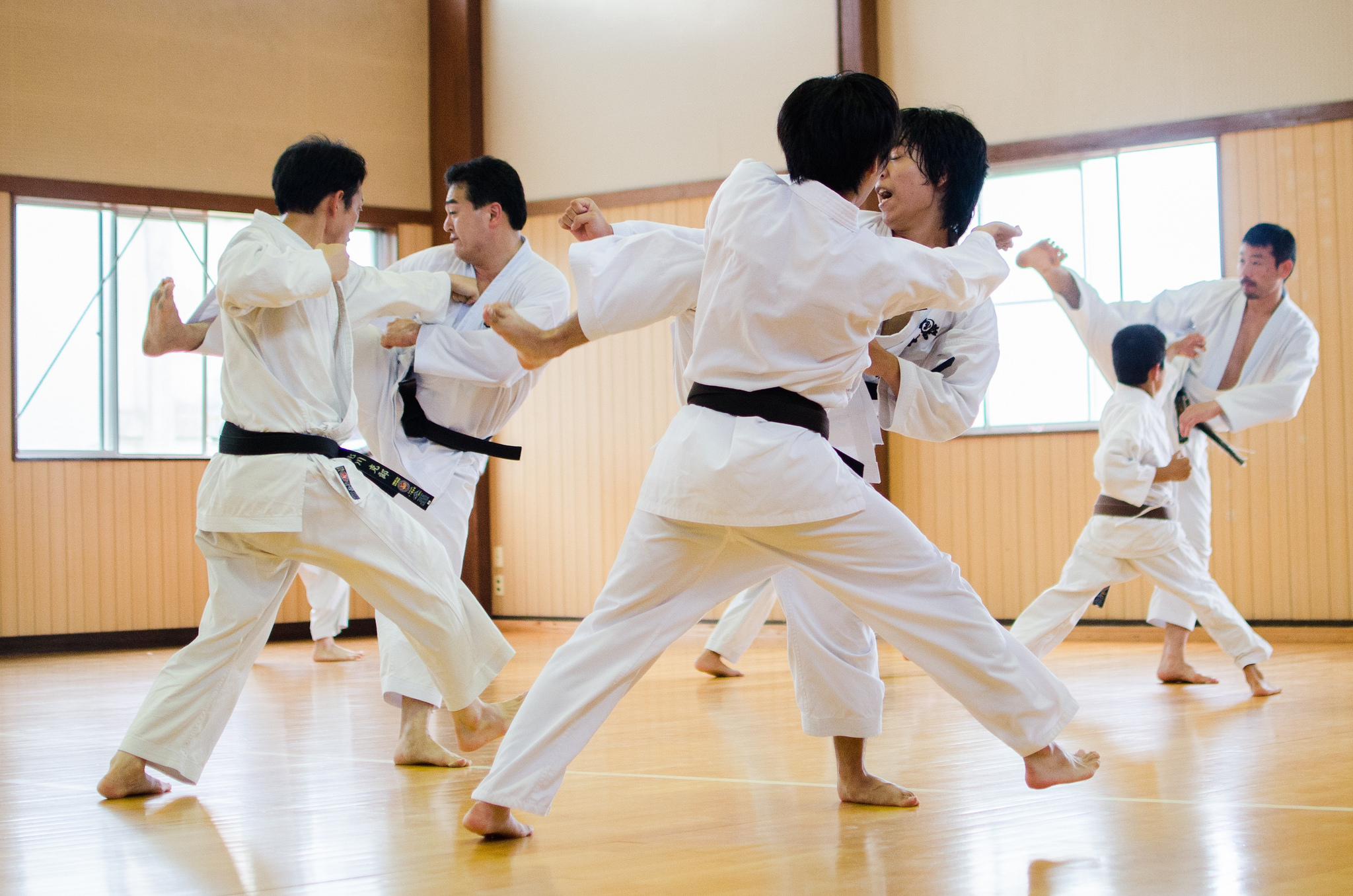 Karate | © Ikusuki/Flickr
