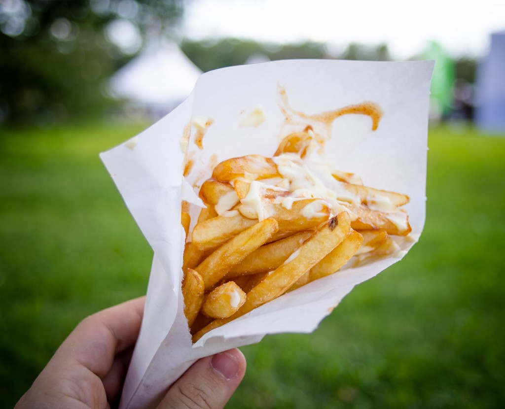 Cone of Dutch fries with mayoniasse | ©Kurt Bauschardt/Flickr