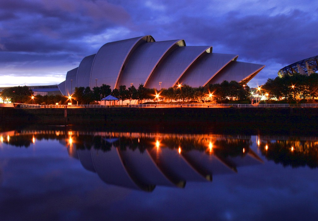 Clyde Auditorium | © O Palsson/Flickr