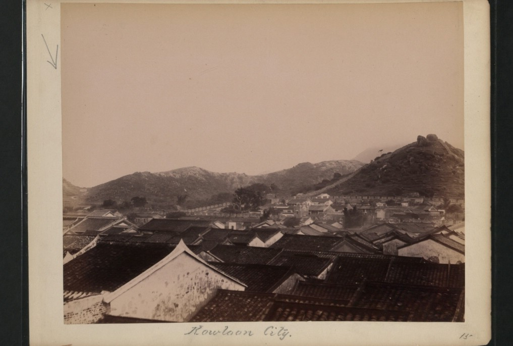 Kowloon City, 1898 | The National Archives UK/Flickr