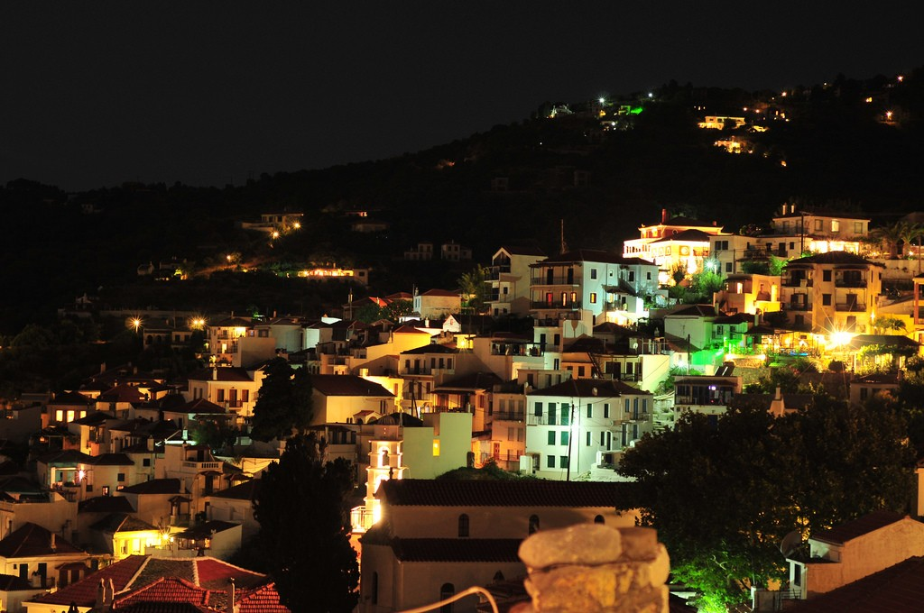Skopelos, Greece |© Μη, Myself and Ei/Flickr