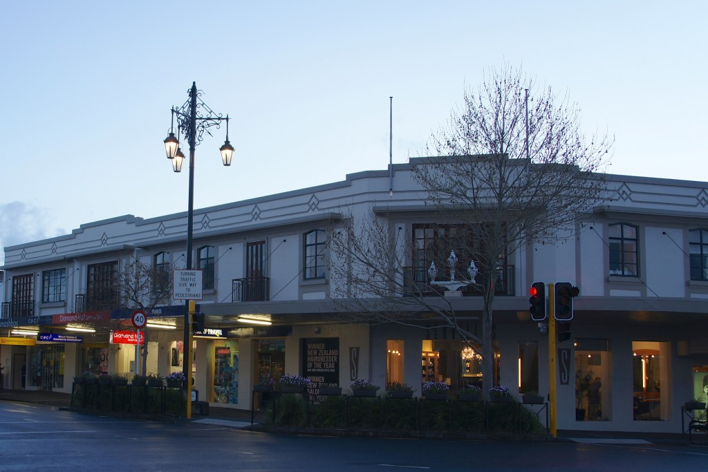 Ponsonby Road Intersection | © ItravelNZ/Flickr