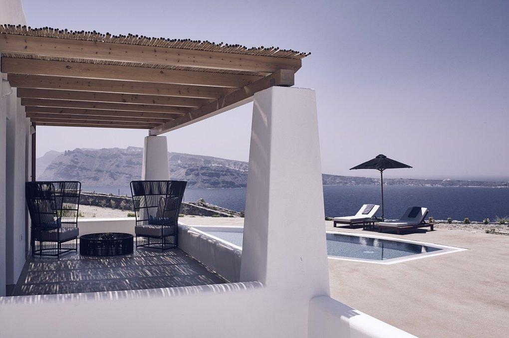 Courtesy of Santo Maris Oia, Luxury Suites & Spa