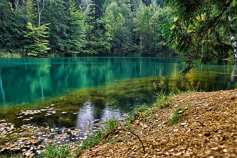Colourful Lakes © Skarabeusz / WIkipedia