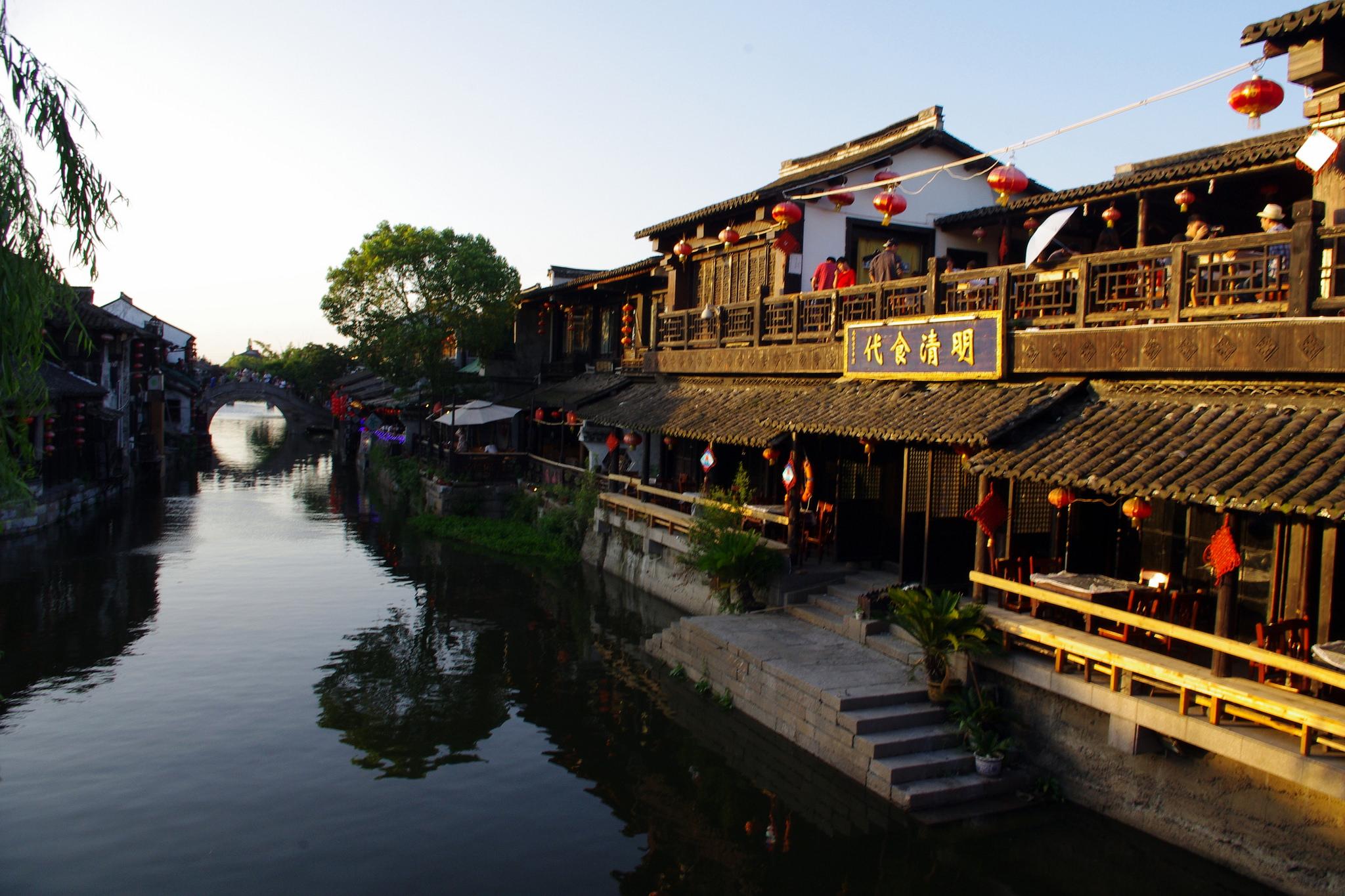 Xitang | © Twang_Dunga / Flickr
