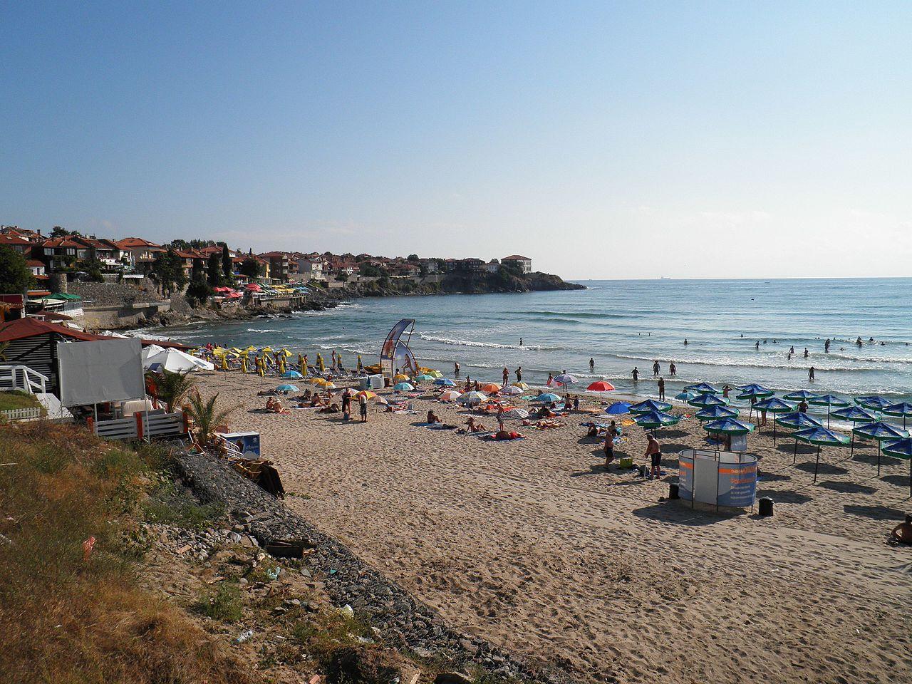 Нудистки плаж Паша дере (Град Варна)