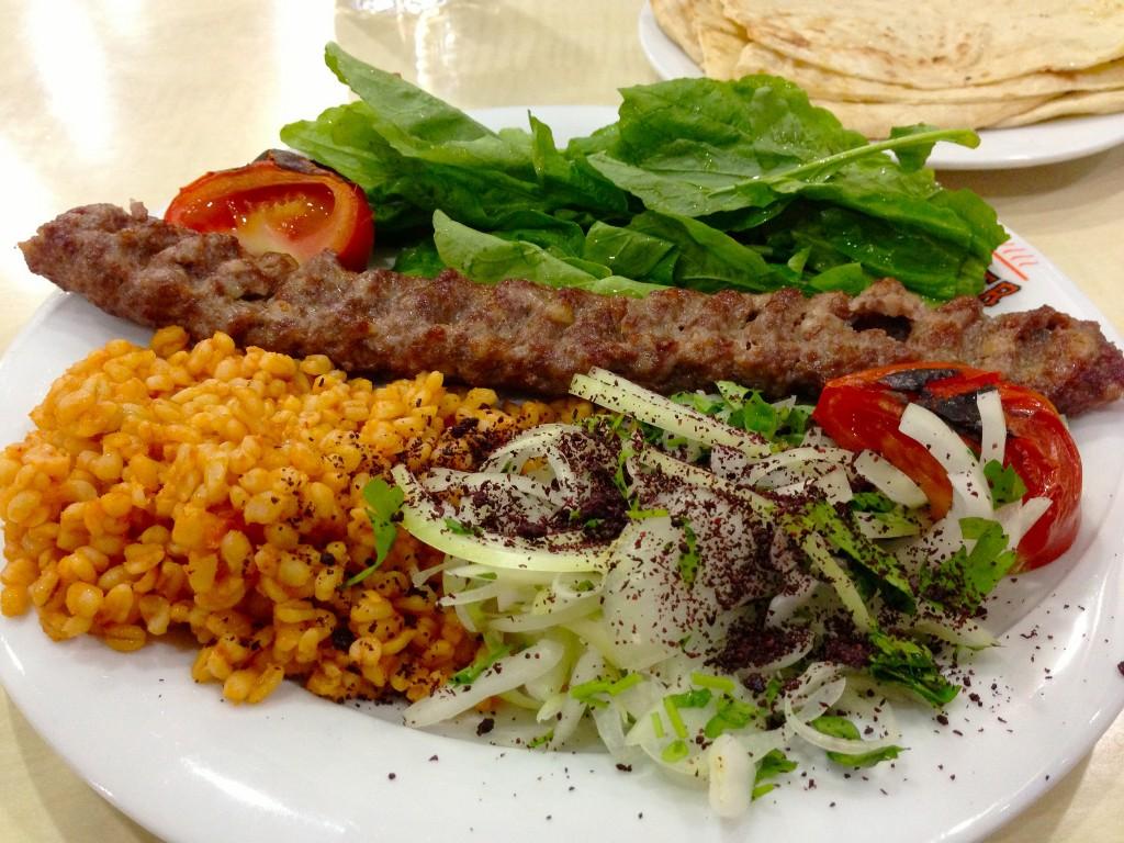 Adana Kebap   © LWYang/Flickr