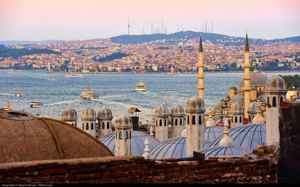 Istanbul | © Moyan Brenn/Flickr