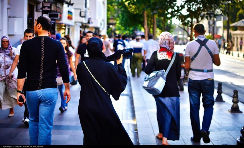 Burqa| © Moyan Brenn/Flickr