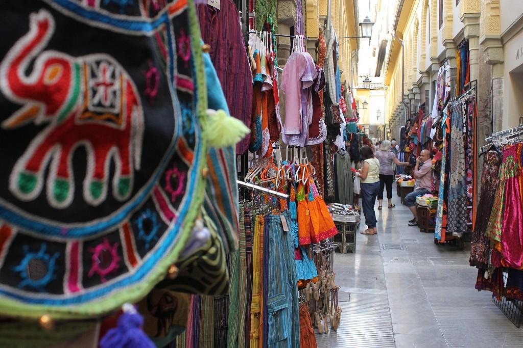 All of Granada´s free walking tours explore the Alcaiceria market, formerly the city´s Grand Bazaar; Nicolas Vollmer, flickr