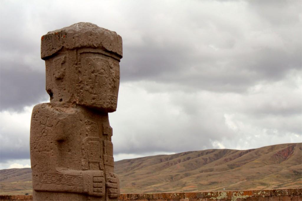 Tiwanaku | © Ross Huggett/Flickr