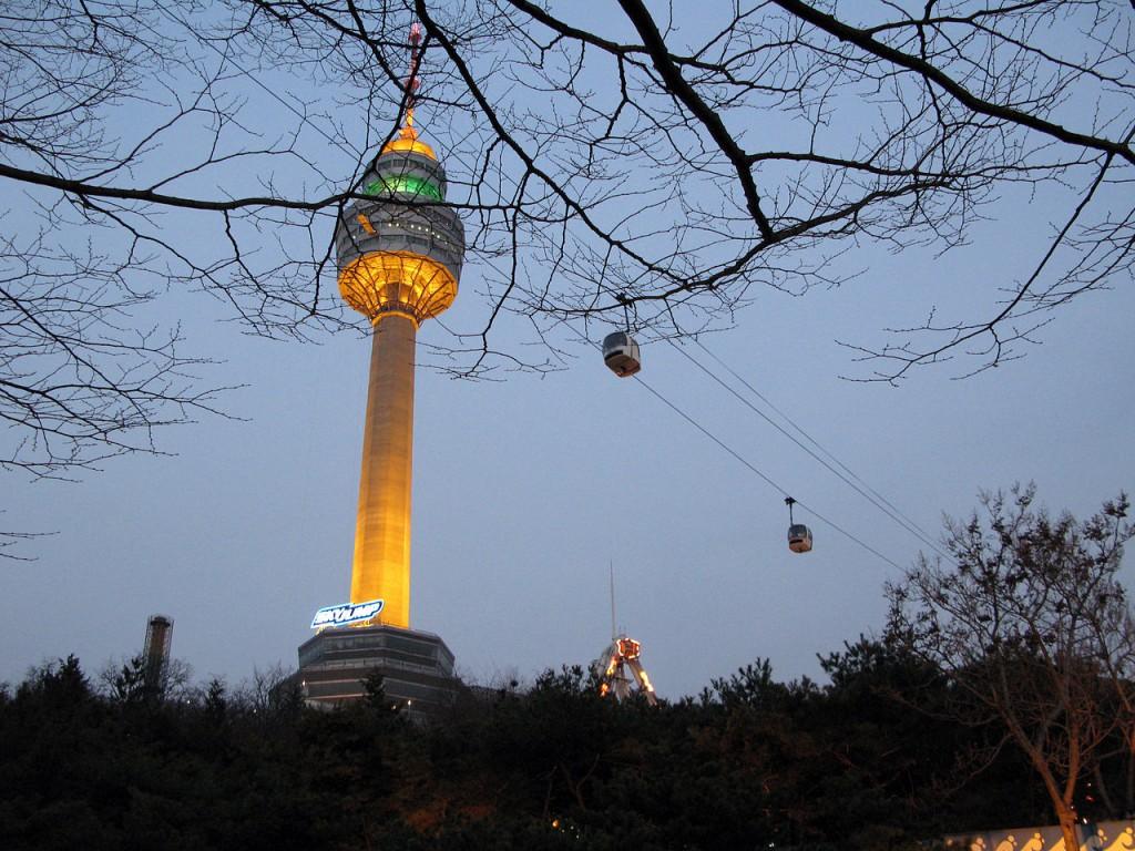 83 Tower, Duryu Park   © RedMosQ