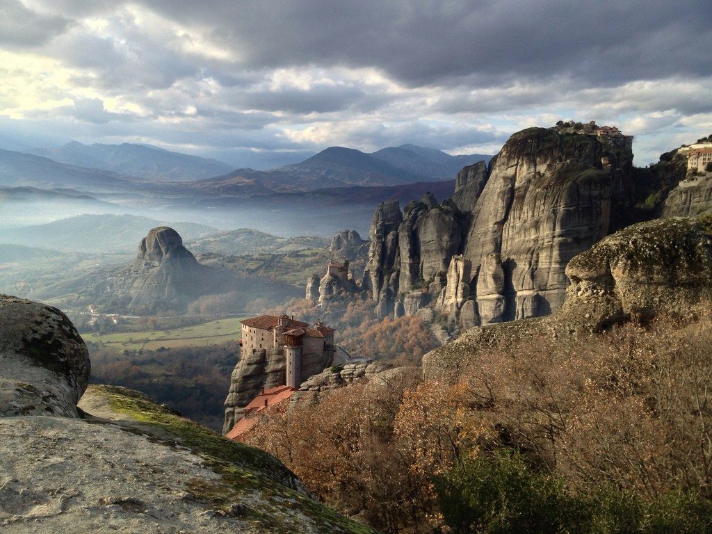 Meteora |© ZarMcKoopees/Flickr