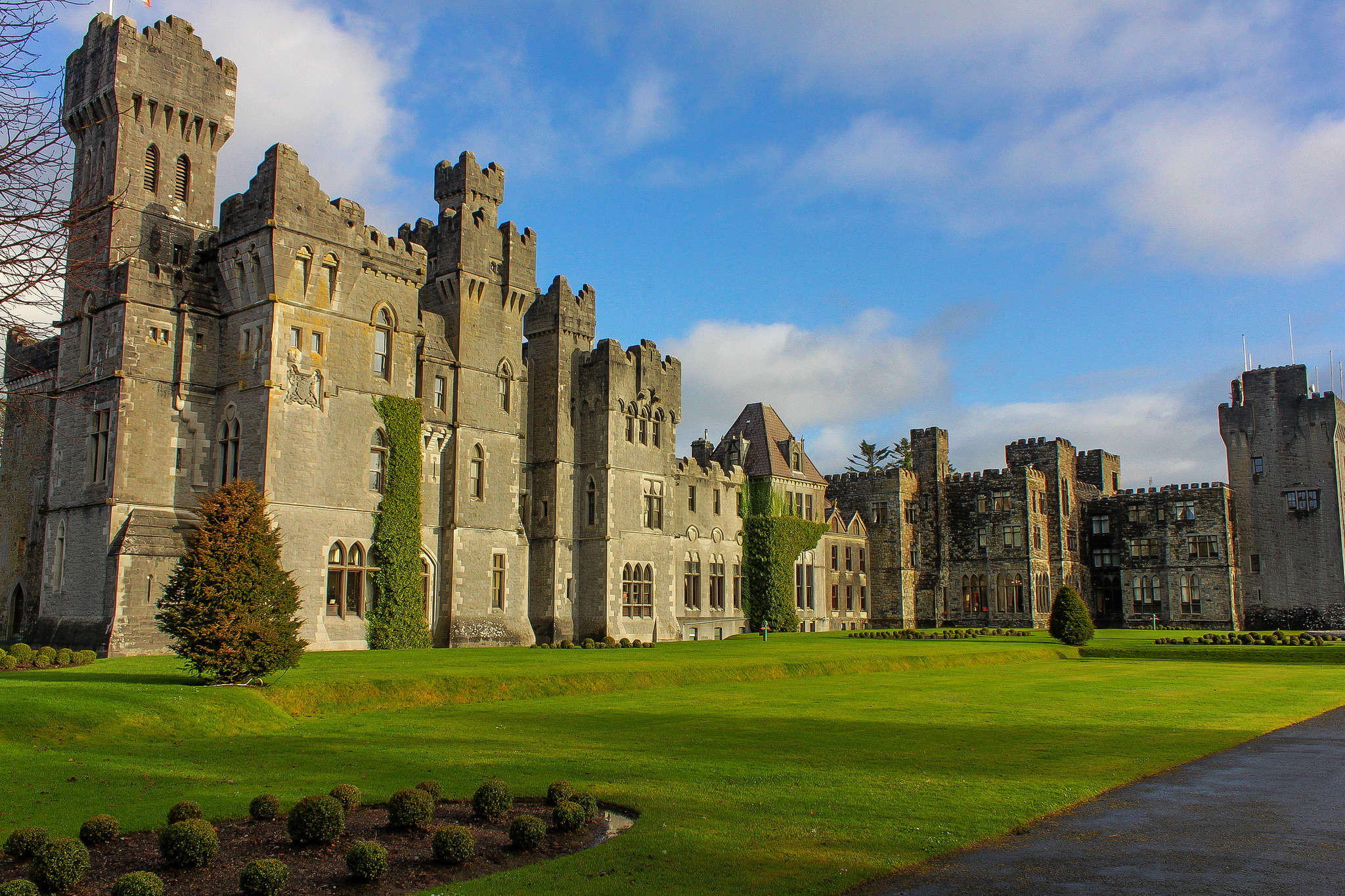 Ashford Castle | © Bob Familiar / Flickr