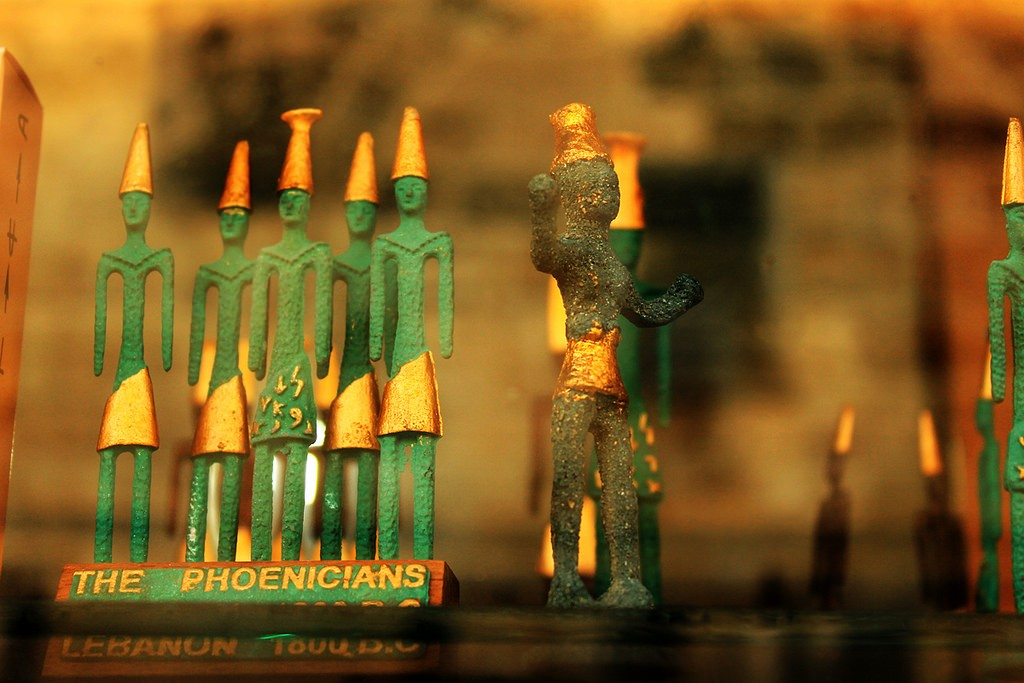 [Phoenician Artifacts] | © [Rabiem22]/[source, Flickr]