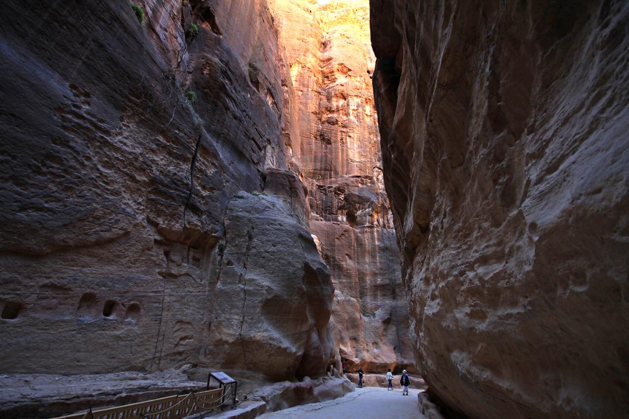 A Brief History Of Petra Jordan