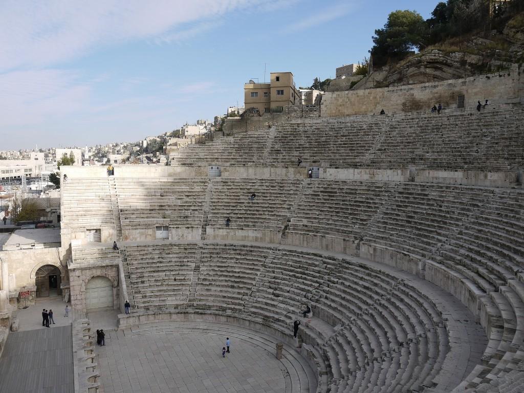 Amman_Roman Theater © krebsmaus07