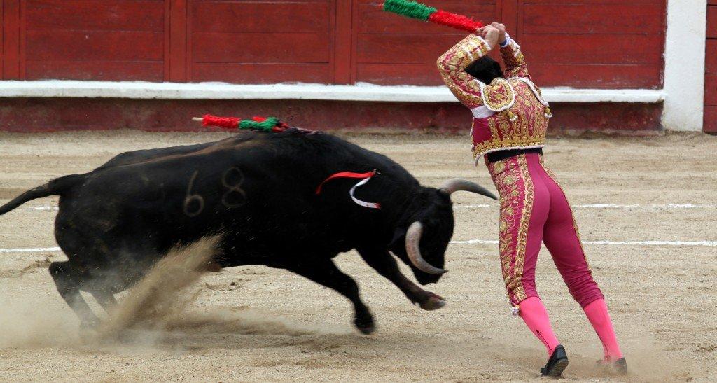 Él Fandi´, Granada´s favourite bullfighter; Jorge Luis Perez, flickr