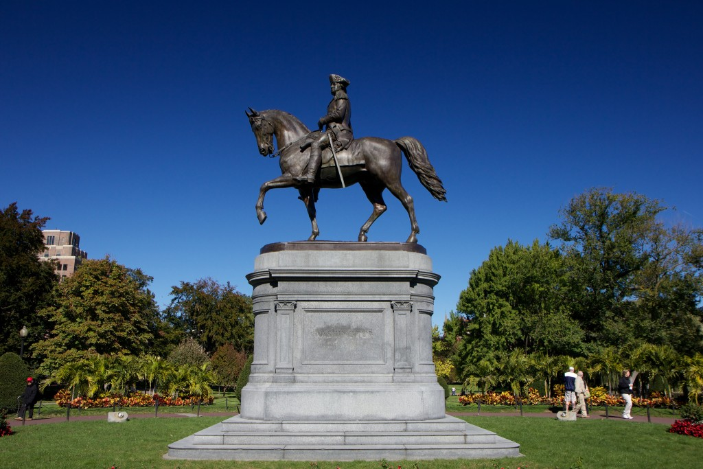 George Washington Stature | © Brandon Turner / Flickr