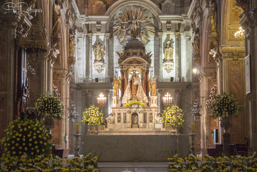 Catedral Metropolitana de Santiago - Santiago, Chile © Felipe Augusto Rodrigues dos Santos