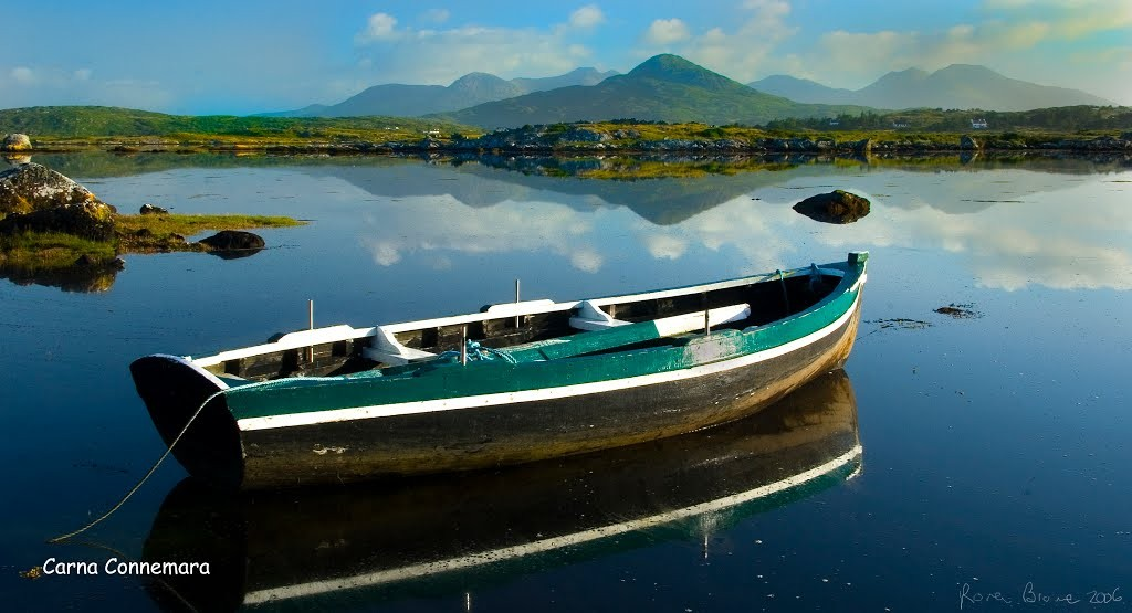 Currach | © Ronan Browne/Panoramio