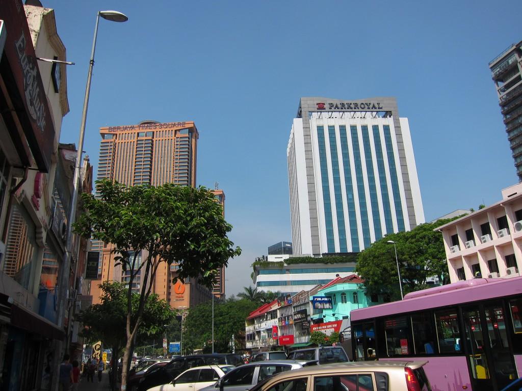 Parkroyal Kuala Lumpur - close to food :p | (c)Yun Huang Yong/Flickr