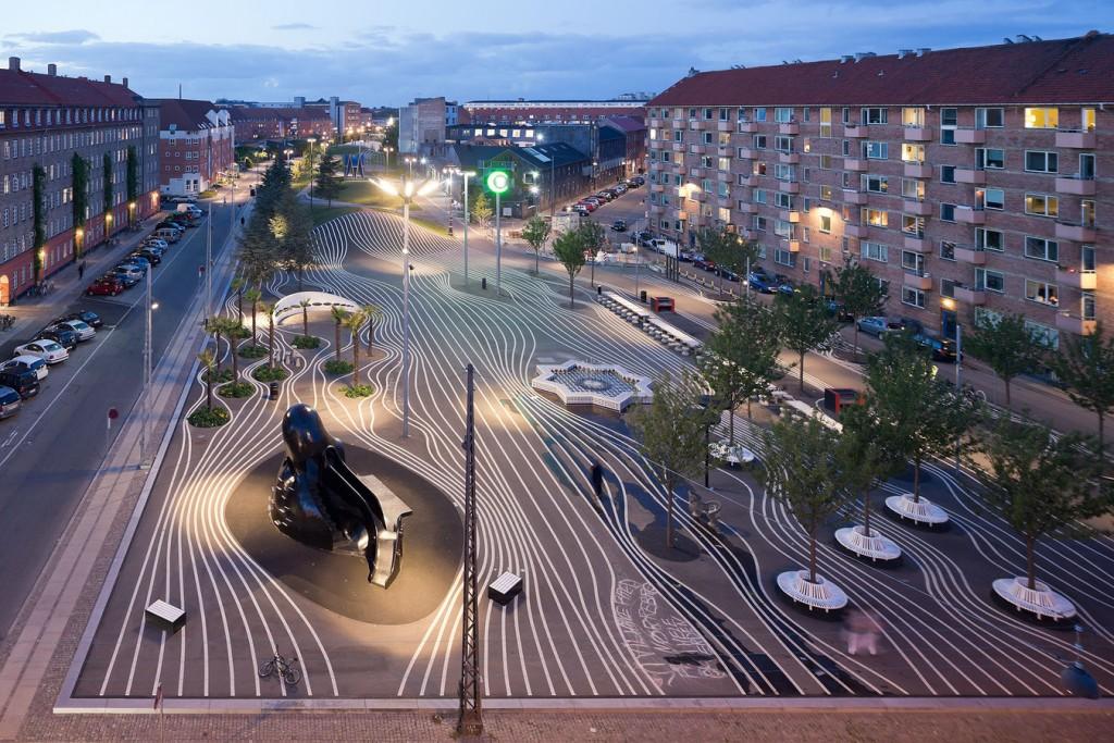 Superkilen Park | © 準建築人手札網站 Forgemind ArchiMedia / Flickr