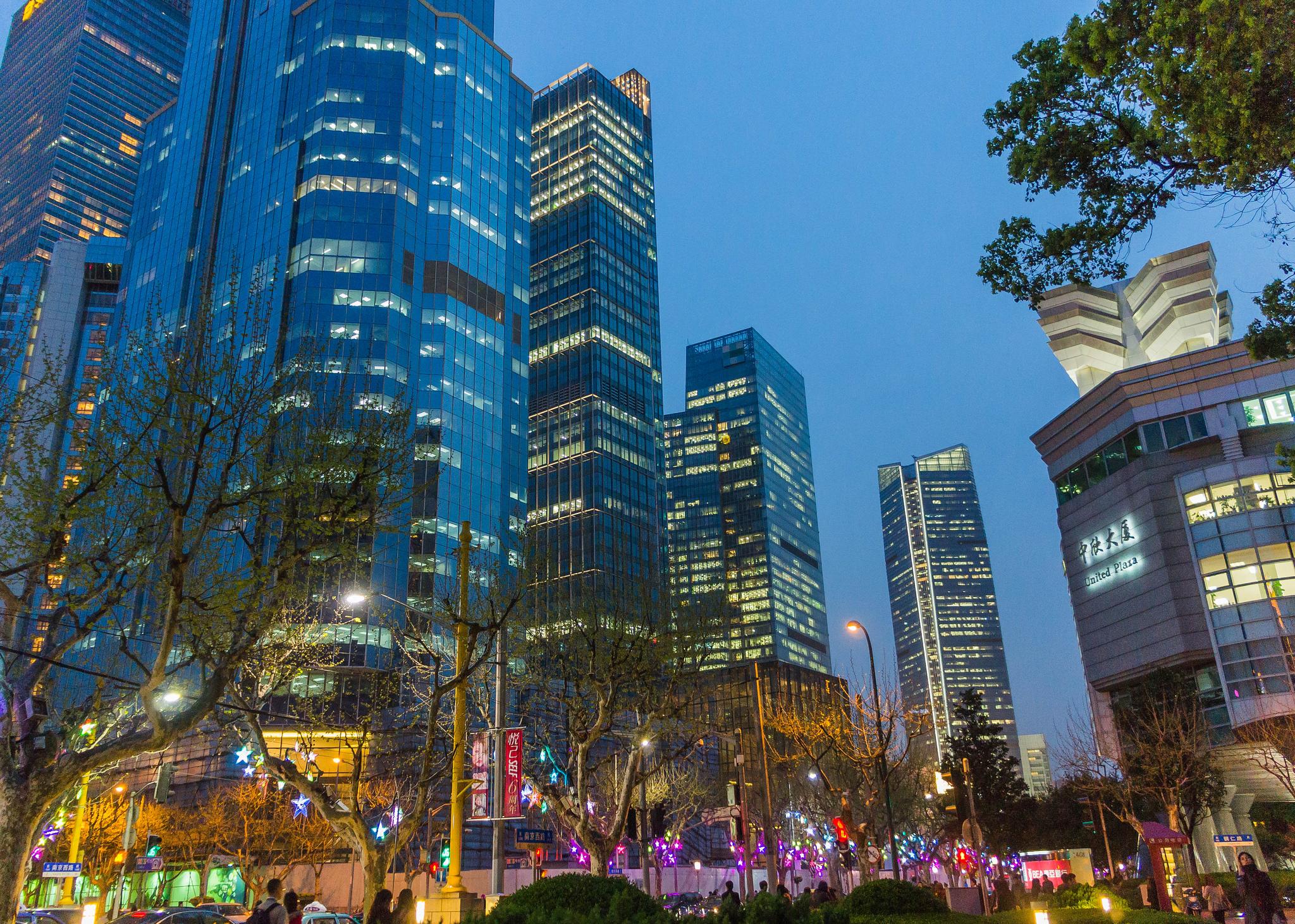 West Nanjing | ©David Leo Veklser/Flickr