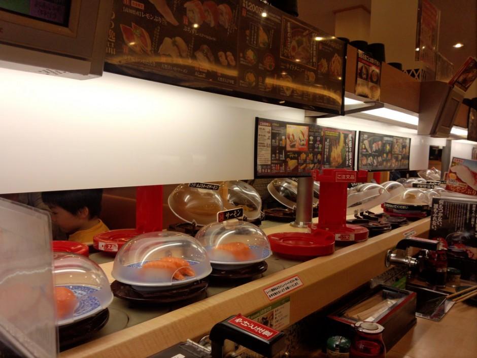 Kura Sushi | © inazakira / Flickr
