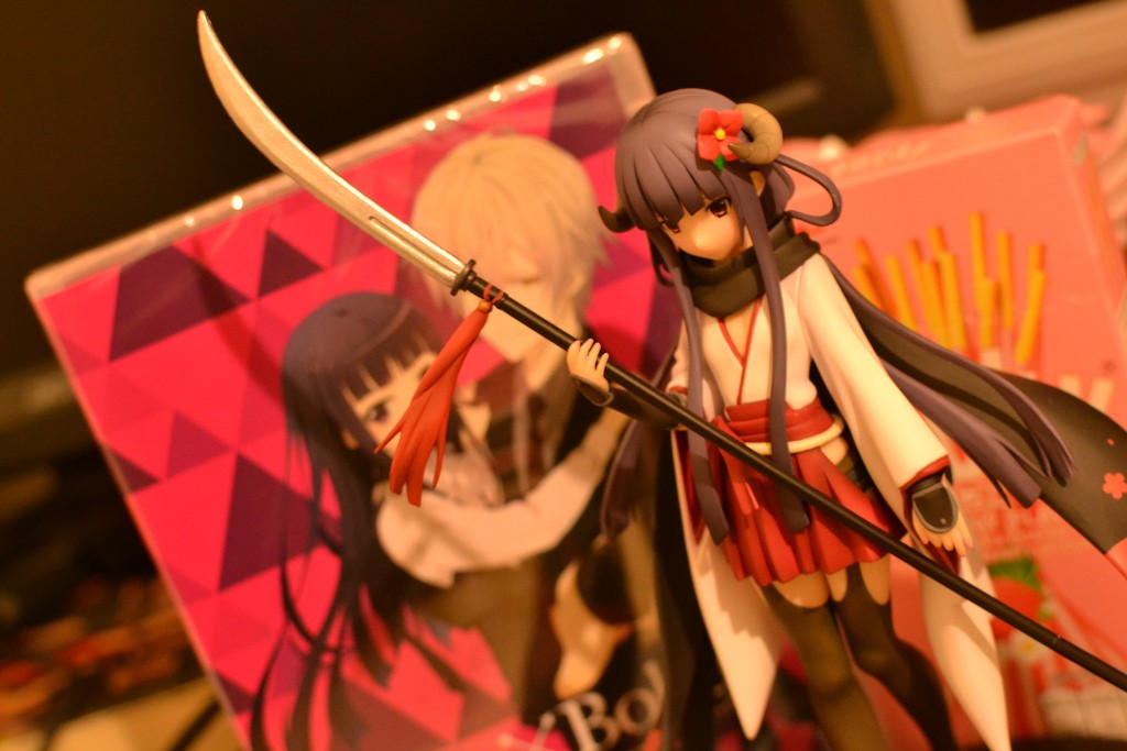 Figure from the Inu x Boku SS anime | © kawaiikiri / Flickr