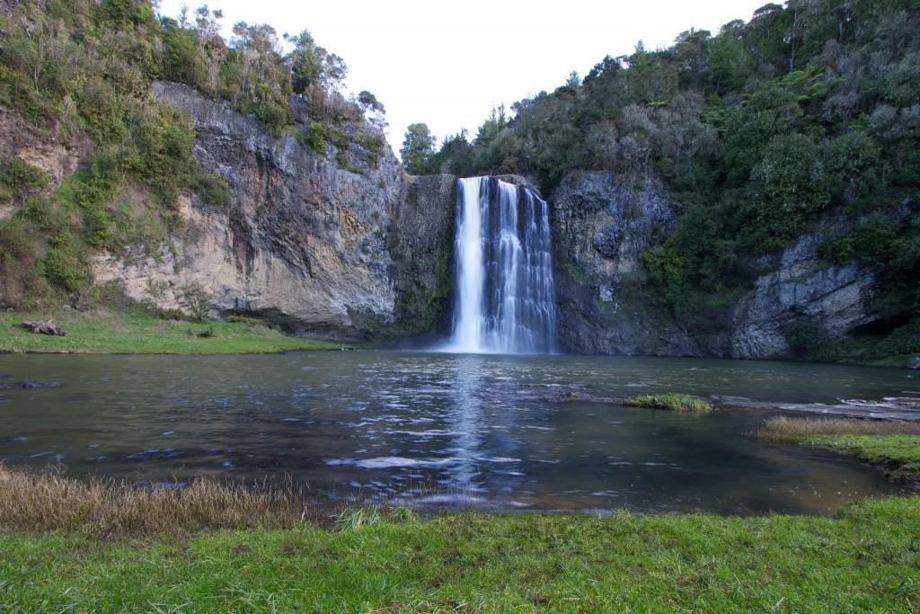 Hunua Falls | © ItravelNZ/Flickr